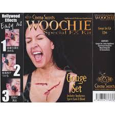Halloween Makeup Kit by Cinemasecrets Rakuten Global Market Wounds Were Roughly