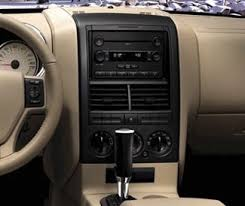 2008 ford explorer headunit audio radio wiring install diagram