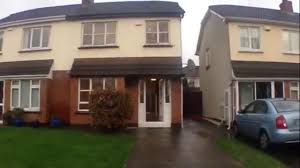 rent 3 bedroom house 3 bedroom house for rent in dublin 15 youtube