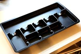 stackable bamboo drawer organizers use only with blum intivo