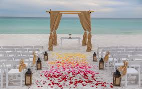 destin wedding packages top 6 benefits of a destination wedding in destin florida