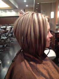 medium stacked haircuts medium stacked hairstyle women medium