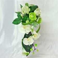 fleur artificielle mariage composition florale pour votre voiture de mariée en fleurs
