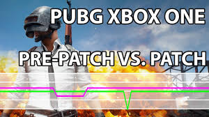 pubg patch pubg xbox one pre patch 0 5 24 2 vs patch 0 5 25 9 frame rate