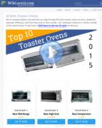 Top Ten Toaster Ovens Top Ten Toaster Ovens 2015 Compare Toaster Ovens