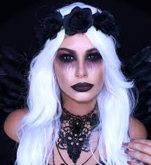 best 25 dark halloween makeup ideas on pinterest evil makeup