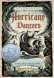 books hurricane dancers caribbean pirate