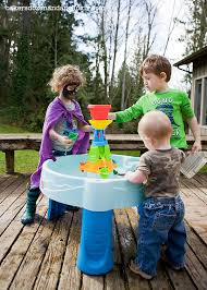 step 2 water works water table step2 water works table review little earthling blog