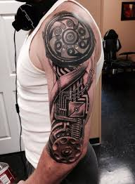 50 incredible half sleeve tattoos for men and women 2018 page