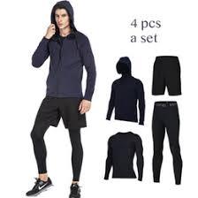 discount mens winter running clothes 2017 mens winter running