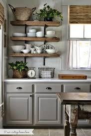 kitchen open shelves design open wall shelving kitchen corner