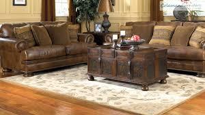 Ashley Furniture Living Room Sets 999 Ralston Teak Living Room Furniture From Millennium By Ashley Youtube