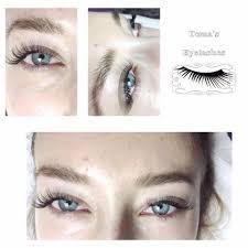 At Home Eyelash Extensions Images Of At Home Eyelash Extensions Asatan