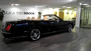 2009 bentley azure bentley azure t lawton brook youtube