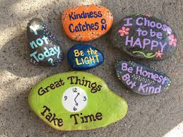 25 unique hand painted rocks ideas on pinterest stone painting