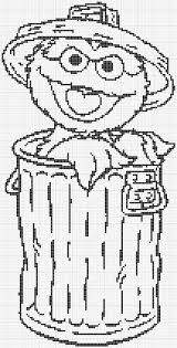 pictures oscar grouch coloring pages 28 picture coloring
