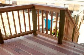 simple design deck railing styles comely aluminum porch railing