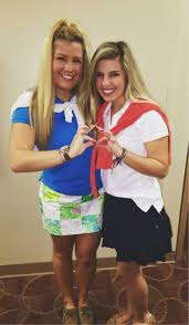 themed clothes total sorority move wearing your everyday clothes to a country