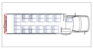 school bus floor plan glaval universal bus specifications and photos sales service