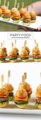Elegant Dinner Party Menu Ham And Cheese Appetizer Sandwiches Aperitivos Pinterest