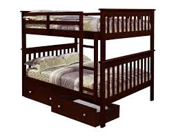 Scoop Bunk Bed Bunk Bed With Bed Drawers In