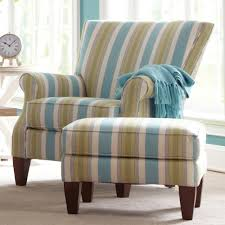 Accent Chair With Ottoman Cozy Accent Chairs Contemporary Chair And Ottoman Set