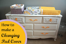 Changing Table Pads Awesome Runs With Spatulas Crafty Fridays How To Make A Changing