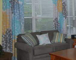 Custom Curtain Sizes Custom Curtain Etsy
