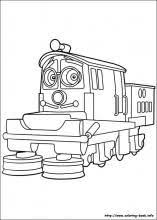 pin by rebecca o u0027neil on chuggington coloring pages pinterest