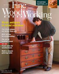 Fine Woodworking Magazine Subscription Deal by 255 U2013july Aug 2016 Finewoodworking