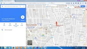 Map With Longitude And Latitude How To Check Latitude And Longitude Youtube