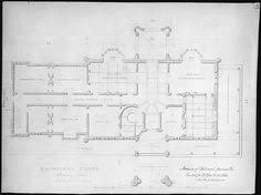 Met Museum Floor Plan by H Plan Of Tuckahoe Plantation Goochland County Virginia 1710
