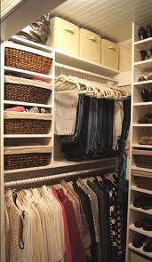 How To Organize Pants In Closet - clothing organization tricks storage ideas for people with too