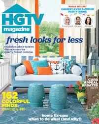 Joanna Gaines Magazine Hgtv Magazine July August 2015 Hgtv