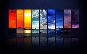 wallpaper spectrum colorful sky rainbow hd photography 8151