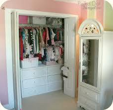 minimalist baby nursery closet organizer decorating ideas for your