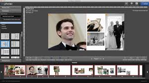 album design software wedding album design using viaphoto in less than 5 minutes