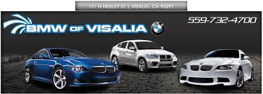 bmw of bmw of visalia used cars visalia ca dealer