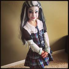 monster high frankie stein child halloween costume the busy broad monster high party activities