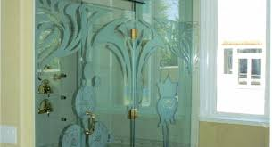 Custom Glass Doors For Showers by Shower Wonderful Glass Shower Enclosures Custom Glass Shower