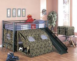 unique bunk beds for kids bedroom design ideas bedroom bunk bed with army style idea for boys bedroom