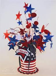 53 cool 4th july centerpieces in national colors digsdigs