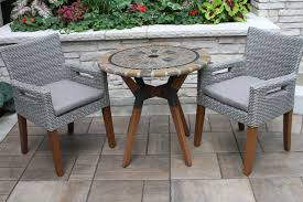 outdoor mosaic bistro table 30 sandstone mosaic bistro table top with mixed material base