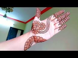 henna design arabic style how to apply simple arabic mehndi designs for back hands jewellery