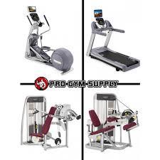cybex eagle u0026 precor cardio complete gym package