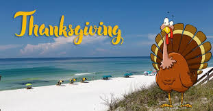 thanksgiving in destin and the emerald coast