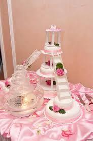 cake figurines wedding cake with figurines stock photo image of