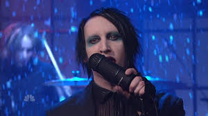 this is halloween background images of marilyn manson hd 1440x900 sc