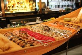 Seafood Buffet In Los Angeles by Culina At The Four Seasons Los Angeles At Beverly Hills Los
