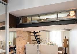 mezzanine chambre mezzanine sous combles idées de décoration capreol us